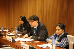 HRC28 Side Event_Political transition in Burma and Sri Lanka_19March2015