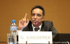 IMADR-FI side event HRC 28_NKariapper