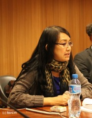 Ms Ohmar_HRC28 Side Event_Political transition in Burma and Sri Lanka_19March2015