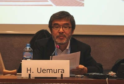 Hideaki Uemura_HRC30_Militarization and human rights violations in Okinawa, Japan_21092015