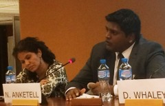 Niran Anketell_Civil Society Responses to the OHCHR report on Sri Lanka_28092015