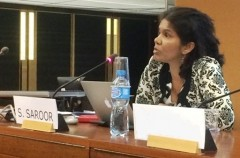 Shreen Saroor_Civil Society Responses to the OHCHR report on Sri Lanka_28092015