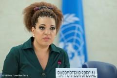 Special Rapporteur on minority issues-Rita Izsak_UN Photo-Jean Marc Ferré