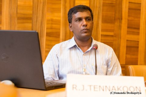 HRC32 Side Event_Rajith Keerthi Tennakoon