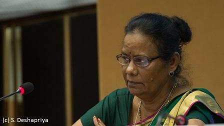 HRC34 _Saroja Sivachandran_(c) Sunanda Deshapriya